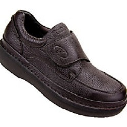 Men's Propt Scandia Strap, Dark Brown, Size 13 found on Bargain Bro Philippines from Haband for $94.99