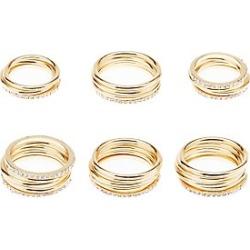 Midi Rings Set