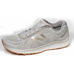 Women's New Balance Fresh Foam Mesh Sneakers, Grey, Size 8 found on Bargain Bro Philippines from Haband for $69.99