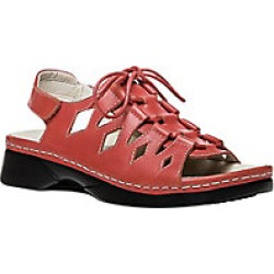 Women's Propet GhillieWalker, Coral, Size 9 X found on Bargain Bro Philippines from Haband for $89.99