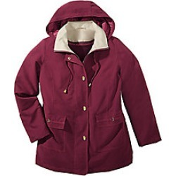 2-in-1 All Weather Coat found on MODAPINS from Haband for USD $35.99