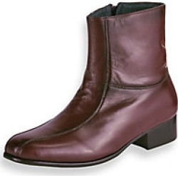 Irvine Park Leather Boots found on MODAPINS from Blair for USD $74.99