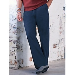 Casual Joe; Stretch Waist Pants found on MODAPINS from Haband for USD $17.99