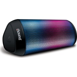 DreamGear iSound-6703 iGlowSound Tower Bluetooth Speaker