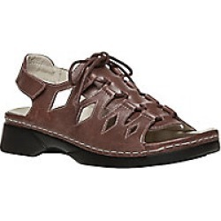 Women's Propet GhillieWalker, Brown, Size 11 Wide found on Bargain Bro Philippines from Haband for $89.99
