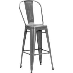 Zuo Modern Chaise de bar Elio