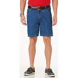 Casual Joe; Jean Shorts found on MODAPINS from Haband for USD $14.99