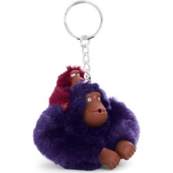Kipling Baby Monkey Keychain Fearless By Nature