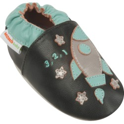 Boys Soft Sole Leather Baby Shoes