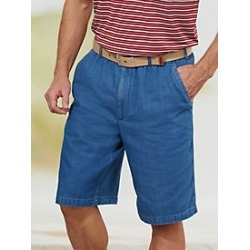 Casual Joe Stretch Waist Shorts found on MODAPINS from Haband for USD $20.74