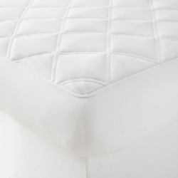 """JCPenney Home"""" Temperature Regulating with COOLMAX fabric Mattress Pad"""
