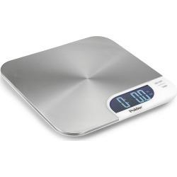 Polder Slimmer Digital Kitchen Scale - White