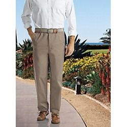 Men's Full-Elastic Casual Pants found on MODAPINS from Norm Thompson for USD $24.97