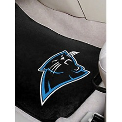 NFL© 2-Piece Front Carpet Car Mats found on Bargain Bro India from Haband for $34.99