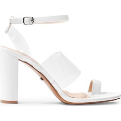 Topshop Toeloop Heeled Sandals