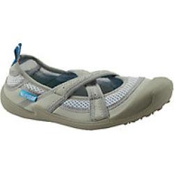 Women's Cudas Shasta Women's Footwear, Silver, Size 7 found on Bargain Bro Philippines from Haband for $34.99