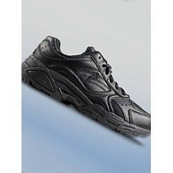Men's Ped-Lite Austin Lace Athletic Shoe, Black, Size 14 Wide found on Bargain Bro Philippines from Haband for $139.95