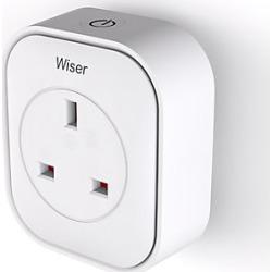 Drayton Wiser Smart Plug - 258503 found on Bargain Bro UK from City Plumbing