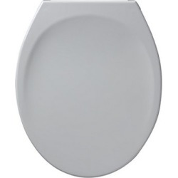 Armitage Shanks Astra Toilet Seat. White. S405001 - 934277 found on Bargain Bro UK from City Plumbing