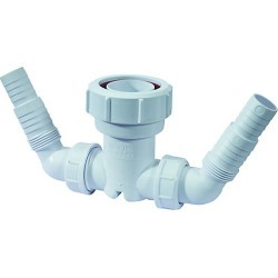 McAlpine Connection for Standpipe Trap 38mm V33WM