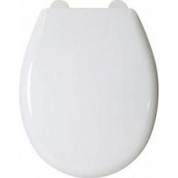 Croydex Canada Anti Bacterial Toilet Seat & Cover WL401022H - 100900 found on Bargain Bro UK from City Plumbing