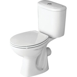Roca Polo Standard Toilet Seat 801396004 - 572860 found on Bargain Bro UK from City Plumbing