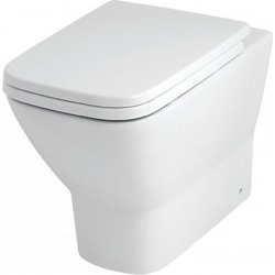 Vitra S20 Wall Hung Toilet Pan 5505L003-0101 - 773864 found on Bargain Bro UK from City Plumbing