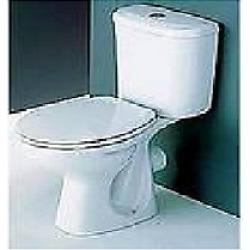 Roca Zoom White Toilet Seat 8013SH004 - 500782 found on Bargain Bro UK from City Plumbing
