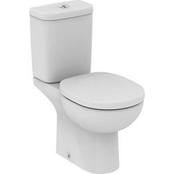 Ideal Standard Tempo Arc Seat White T689901 - 661349 found on Bargain Bro UK from City Plumbing