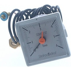 Ideal 113089 Pressure Gauge Manometer - 496447 found on Bargain Bro UK from City Plumbing