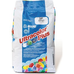 Mapei Ultracolour 110 Manhattan Grey Grout 5kg - 873426 found on Bargain Bro UK from City Plumbing