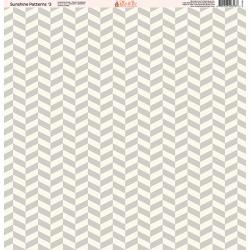 Sunshine Patterns Paper #3 - Ella & Viv