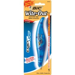 Bic Wite Out Exact Liner Correction Tape found on Bargain Bro India from A Cherry On Top Crafts for $4.08