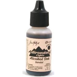 Sandal - Adirondack Lights Alcohol Ink