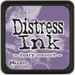 Dusty Concord Distress Mini Ink Pad, Tim Holtz found on Bargain Bro Philippines from A Cherry On Top Crafts for $2.99