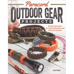 Paracord Outdoor Gear Projects - Design Originals
