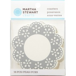Doily Lace Coasters By Martha Stewart Crafts