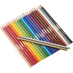 Prang Colored Pencils 24/Pkg found on Bargain Bro India from A Cherry On Top Crafts for $7.99