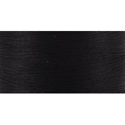 Black - Natural Cotton Thread Solids 876yd found on Bargain Bro India from A Cherry On Top Crafts for $7.79
