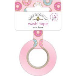 Donut Shoppe Washi Tape - Doodlebug found on Bargain Bro Philippines from A Cherry On Top Crafts for $3.99
