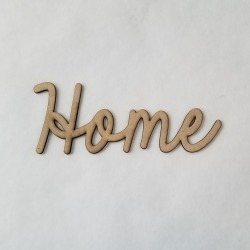 Home Smooth Font - Foundations Decor found on Bargain Bro India from A Cherry On Top Crafts for $5.09