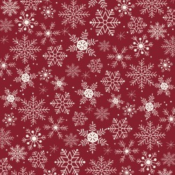 Let It Snow Paper - Winterberry - My Minds Eye found on Bargain Bro from A Cherry On Top Crafts for $0.99