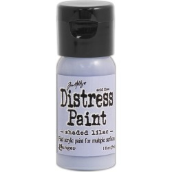 Shaded Lilac - Distress Paint Flip Cap 1oz found on Bargain Bro India from A Cherry On Top Crafts for $3.79