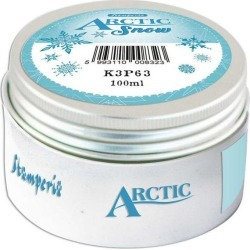 White Arctic Snow 100 ml - Stamperia found on Bargain Bro India from A Cherry On Top Crafts for $7.99