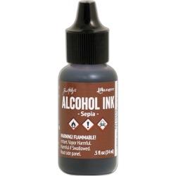 Sepia Alcohol Ink - Tim Holtz