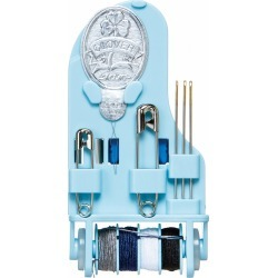 Blue - Compact Sewing Kit