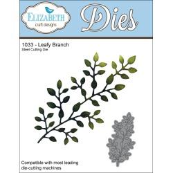 Leafy Branch - Elizabeth Craft Metal Die