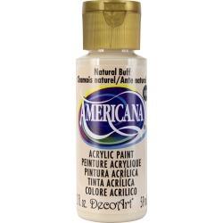 Natural Buff - Opaque - Americana Acrylic Paint 2oz