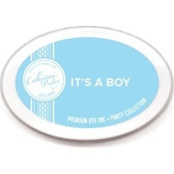 It's a Boy Ink Pad - Catherine Pooler