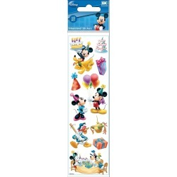 Mickey Birthday Disney Stickers found on Bargain Bro India from A Cherry On Top Crafts for $2.29